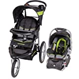 Baby Trend Expedition Jogger Travel System with Baby Trend Easy Flex Infant Car Seat - Millennium Green