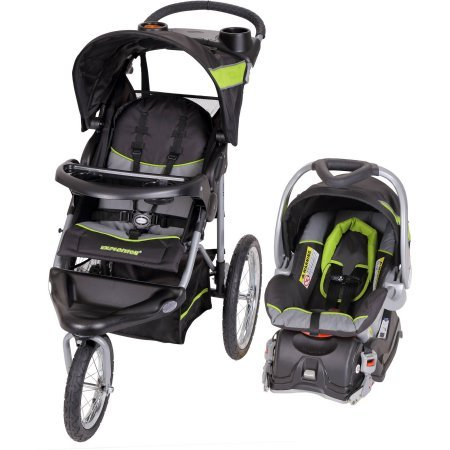 Baby Trend Expedition Jogger Stroller With Car Seat - 8