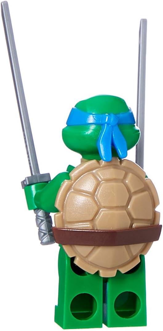 LEGO Teenage Mutant Ninja Turtle Leonardo minifigure
