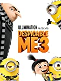 DVD Despicable Me 3