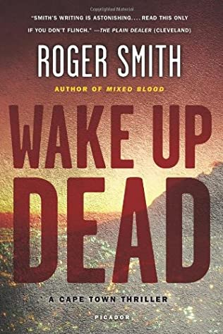 book cover of Wake Up Dead