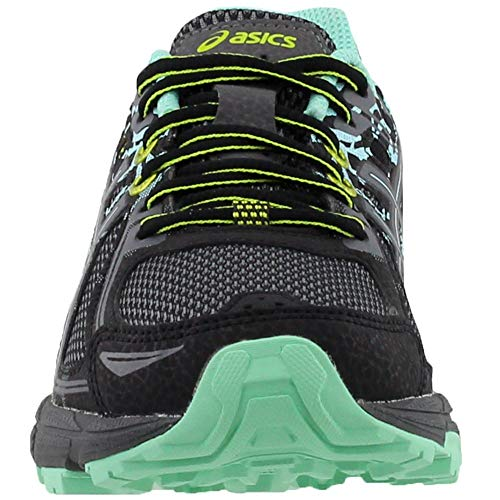 Us Gel Asicst7g6n Mujer green venture 6 carbon M black 10 Mujer xgrvxdwp