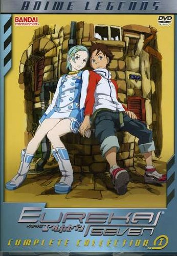 Eureka Seven: Complete Collection (Eureka Collection)