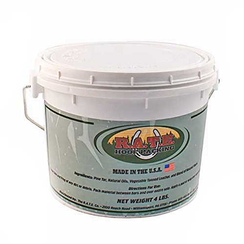 R.A.T.E. Hoof Packing 4 Lb. by R.A.T.E.
