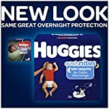 Huggies Overnites Nighttime Diapers, Size 6, 48