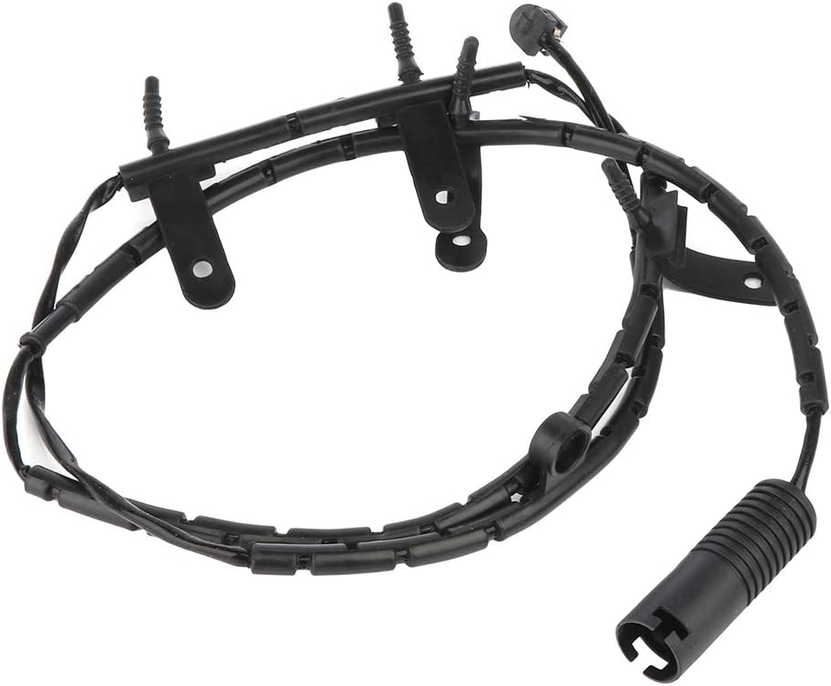 Brake Pad Wear Sensor ROADFAR 1Pcs Rear Fit For 2003-2008 Mini Cooper
