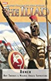 img - for The Iliad (Marvel Illustrated) book / textbook / text book