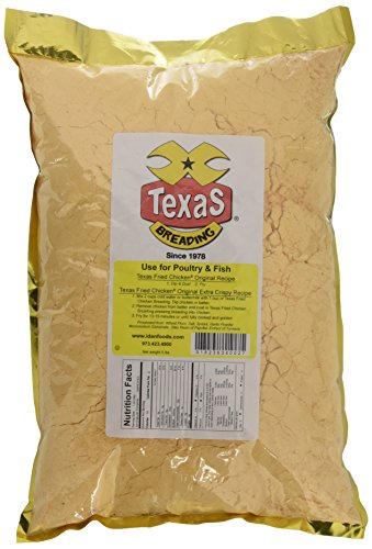 Texas Fried Chicken Breading, 5 lbs. by Texas Fried Chicken Breading