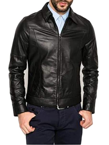 buy online 4fb99 a1b28 Guess Giacca Pelle Marciano Uomo Nero tg M,L,XL,XXL A1/32, M ...