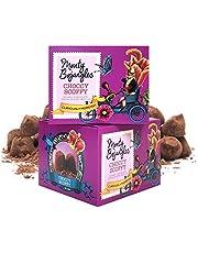 Monty Bojangles Galleta Luna Cacao polvo Trufas 150 g (Pack of 2)