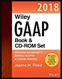 img - for Wiley GAAP 2018: Interpretation and Application of Generally Accepted Accounting Principles Set (Wiley Regulatory Reporting) book / textbook / text book