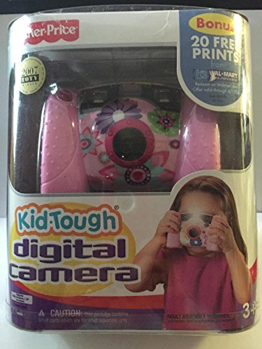 Fisher Price Kid Tough Digital Camera - Pink ()