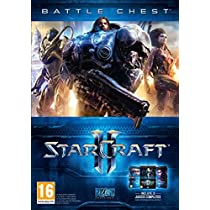 Solo 14.99 € : StarCraft II: Battle Chest 2.0 - codigo PC