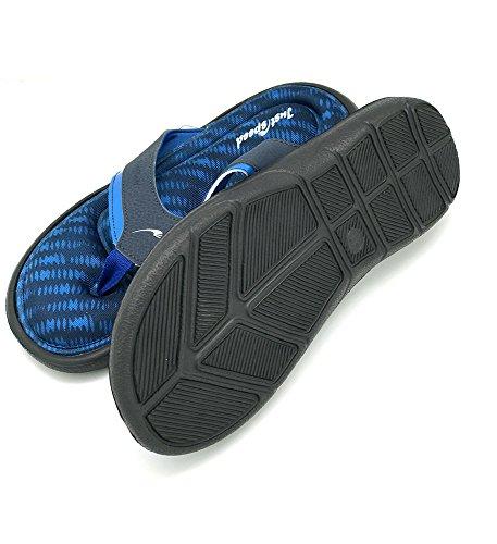Flop Beach Foam Speed Slides Flip by Navy Soft Men Light Weight Sandals xUqIawUX
