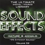 Sound Effects Vol.2 Nature & Animals