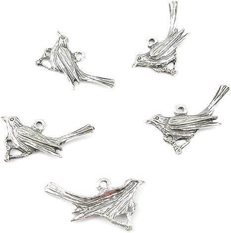 10pcs Enamel Zinc Alloy Pendants Charms Aircraft Look Crafts Jewelry Making