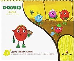 GOGUIS 3 AÑOS 1TRI (Spanish) Paperback – 2018