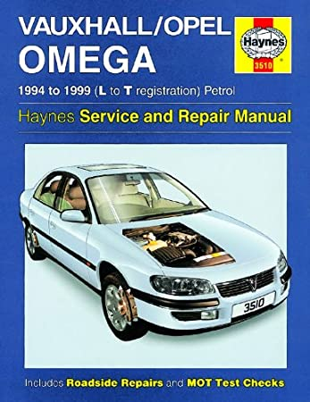 vauxhall omega repair manual haynes manual service manual workshop rh amazon co uk 2001 Vauxhall Omega Vauxhall Omega Interior