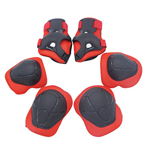Child Protective Gear Set Physport Cycling Knee Pads and Elb
