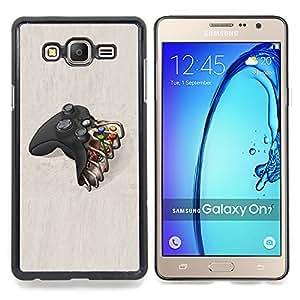 Stuss Case / Funda Carcasa protectora - Juego Controlador Tv Console - Samsung Galaxy On7 O7
