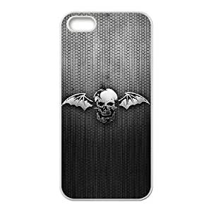 iPhone 5,5S Phone Case Avenged Sevenfold
