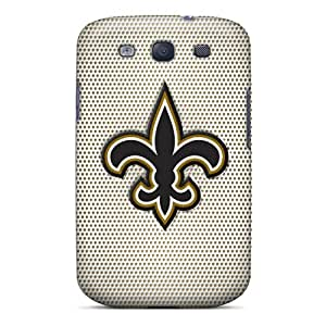 Best Hard Phone Covers For Samsung Galaxy S3 (IPl12655rFsH) Support Personal Customs HD New Orleans Saints Pictures