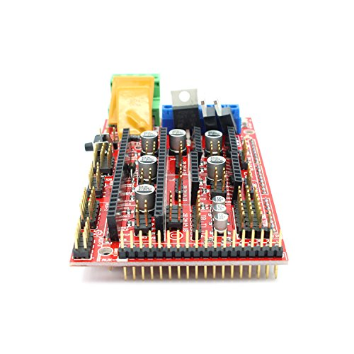 3D Printer Kit Controller RepRap RAMPS 1.4 Controller Board for Arduino Reprap Mendel Prusa MQ