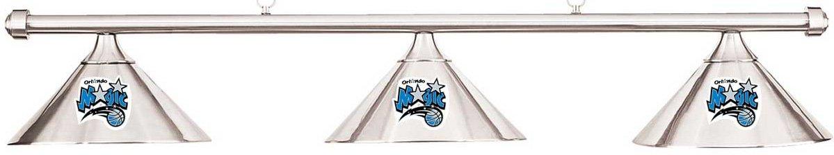 Imperial NBA NBA B01LWPL9VG オーランドマジッククロームメタルシェード&クロームバービリヤードプールテーブルライト Imperial B01LWPL9VG, ミニマル:6084f125 --- gamenavi.club