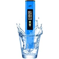 Digital PH Meter, PH Metre 0.01 PH High Accuracy Water Quality Tester with 0-14 PH Measurement Range for Household…