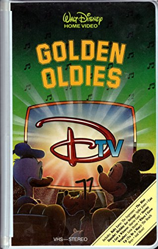 Disney's DTV: Golden Oldies (Your Really Got A Hold On Me)