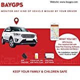 BAYGPS GPS OBD CAR TRACKING COMPLETE SOLUTION. Everything is included in price. FREE SIM, Data Plan, Tracking Software. No installation required, just plug and play.