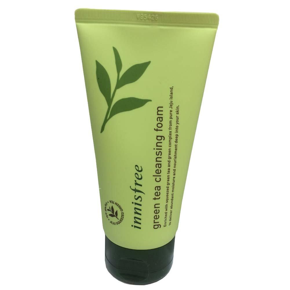 Innisfree Green Tea Pure Cleanisng Foam 150ml EM21-I01