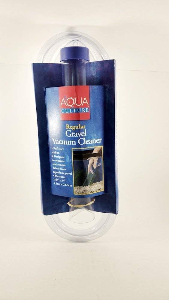 Aqua Culture Regular Gravel Vacuum Cleaner for Aquarium