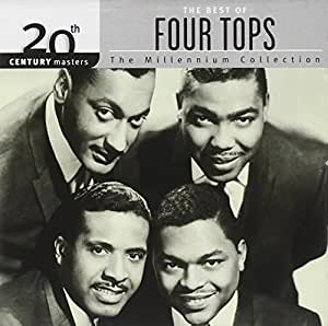 Four Tops The Best Of Four Tops 20th Century Masters