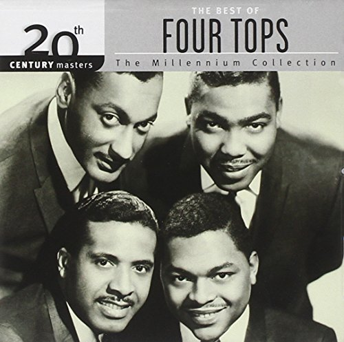 The Best of Four Tops: 20th Century Masters The Millennium Collection (4 Tops compare prices)