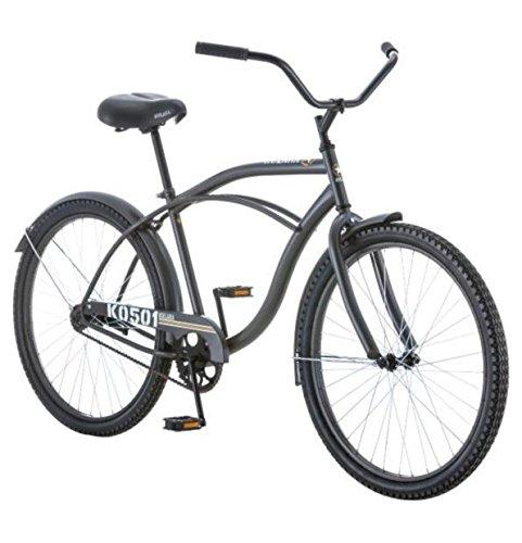 26' Mens Beach Cruiser (Kulana Men's 26'' Cruiser Bike)