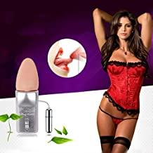Pumsun Vibrator, Women's Vibrator Electric Tongue 3-Speed Tongue + Vibrate Bullet/Egg Sex Toy