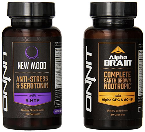 Onnit Alpha Brain Booster Combo product image