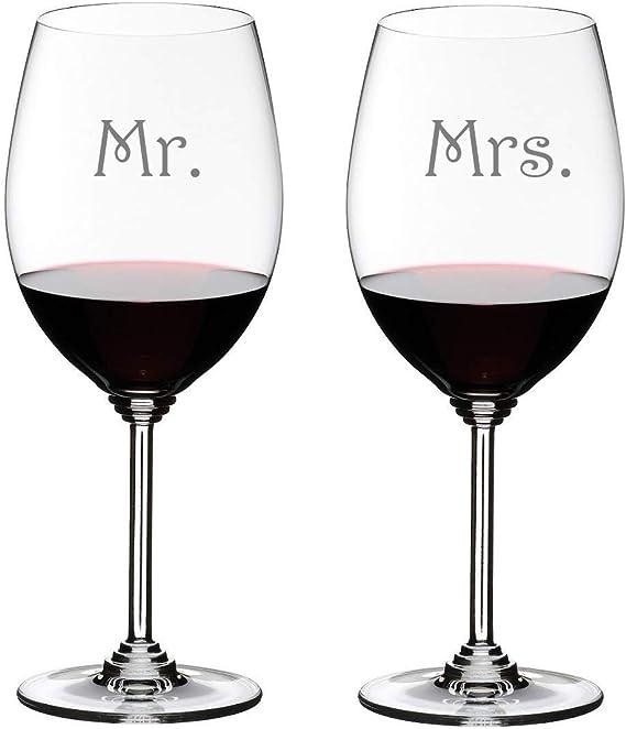 Riedel Wine Series Cabernet Merlot Crystal Red Wine Glasses