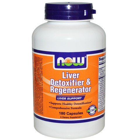 NOW Foods Liver Detoxifier & Regenerator -- 540 Capsules , NOW-d7gt by Now Foods
