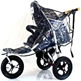 Baby Travel Universal Raincover for 3 Wheeler