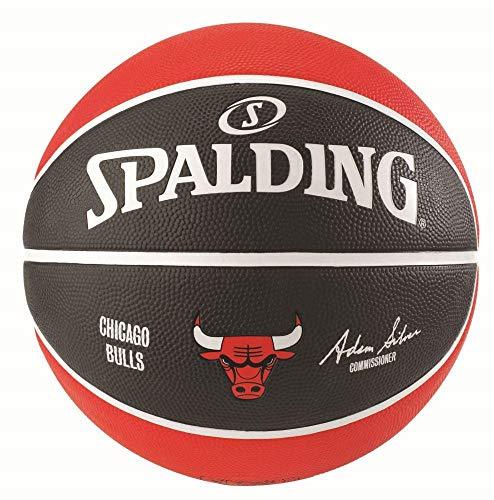 Spalding NBA Team Chicago Bulls Basketball Rubber