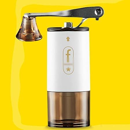 SDKFJ Cafetera Amoladora acrílico café, Molinillo de ...