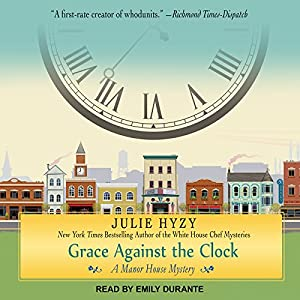 Grace Against the Clock Audiobook