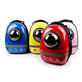 KUANG YANZI Pet Carrier Backpack Space Capsule Dog Cat Small Animals Travel Bag