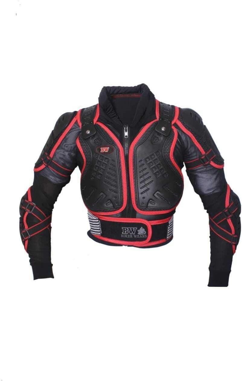 Schutzjacke f/ür Dirt Quad und Rennsport Brustschutz Motocross-Schutz Schutzjacke f/ür Kinder