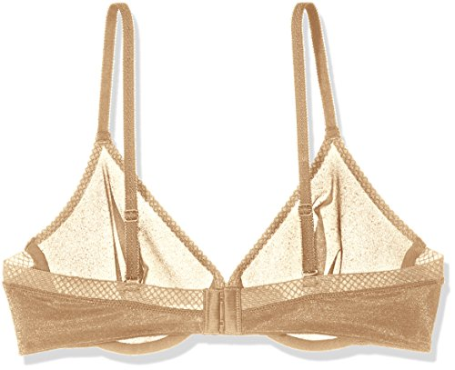 Gossard Glossies Bra Nude - Sujetador básico para mujer Beige (Nude)