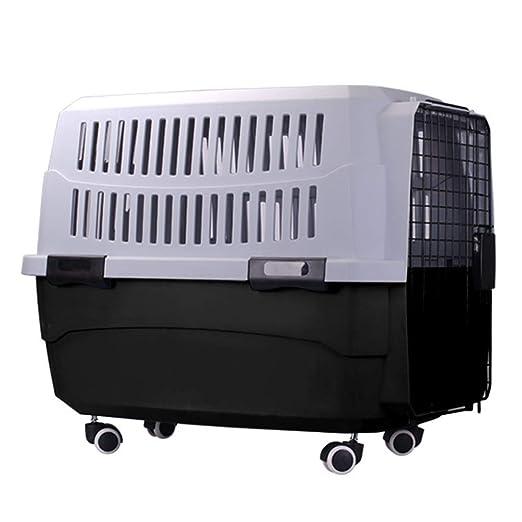 Transportin Mascota Grande Carrito Perro Peluquería Gatos Viajar ...