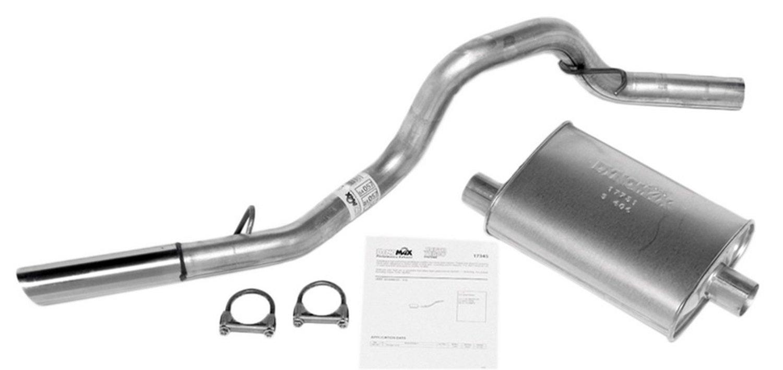 Dynomax 17345 Exhaust System