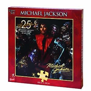 MICHAEL JACKSON THRILLER PUZZLE (500 PIECES) [importado de Inglaterra]